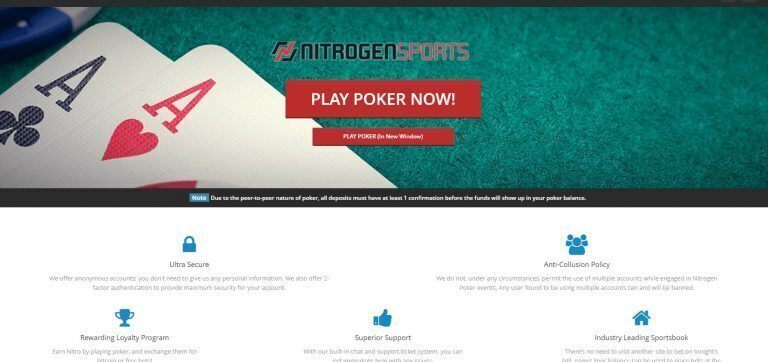 Nitrogen Poker Review