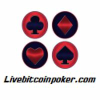 Live Bitcoin Poker
