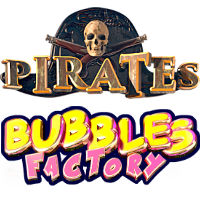 Bitoomba Casino Launches The Pirates 3D Slots and Bubbles Factory