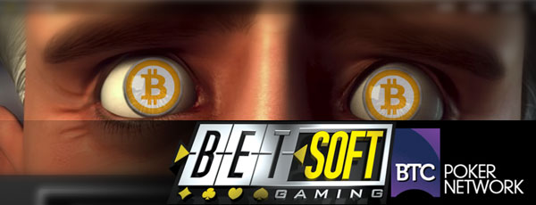BetSoftGaming Rolls Out Bitcoin Support for BTC Poker Network