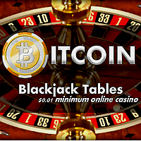 Bitcoin Blackjack Tables