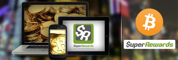SuperRewards Bitcoin