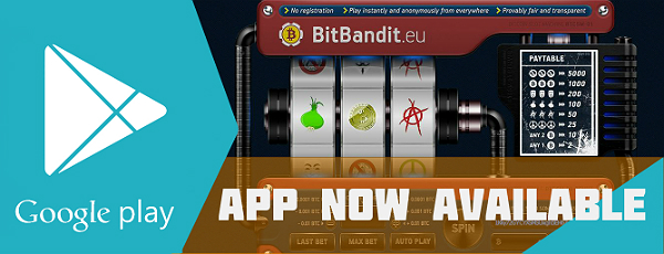 BitBandit Puts Its Mobile App Up for Free Download on Google Play