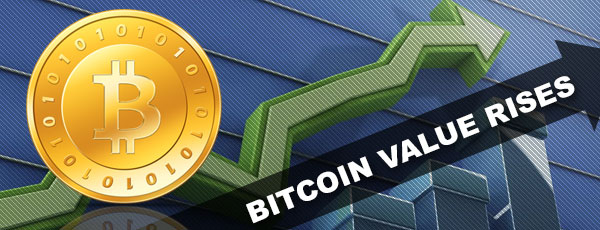 Bitcoin Value Rises