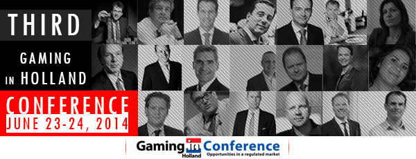 Gaming in Holland Conference