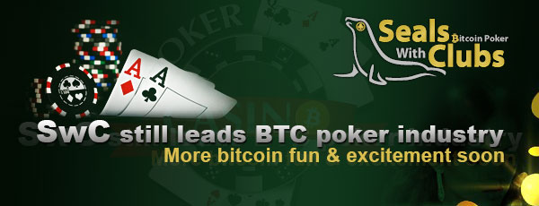 SealsWithClubs Leads in the Poker Industry, Promises Better Gaming Services