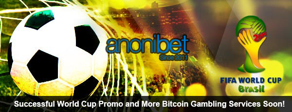 Anonibet World Cup Betting Success