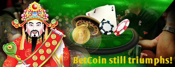 BetCoin still triumphs