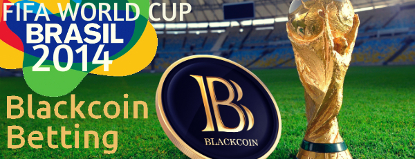 BlackcoinBet Takes World Cup Betting to BlackCoin Gambling