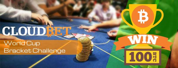 Cloudbet 2014 World Cup Bracket Challenge
