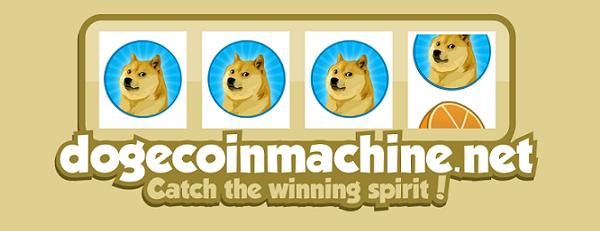 DogecoinMachine
