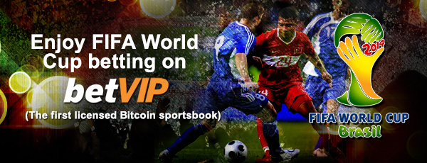 betVIP FIFA World Cup 2014