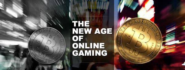 Bitcoin New Age of Online Gaming
