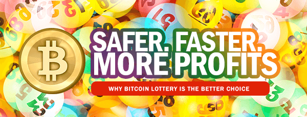 How Bitcoin Lottery Beats Fiat Online Lottery by a Mile