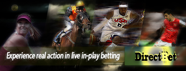 DirectBet Puts More Action in the Sports Betting Scene