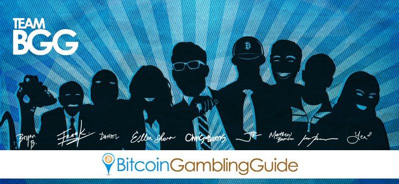 Bitcoin Gambling Guide Team