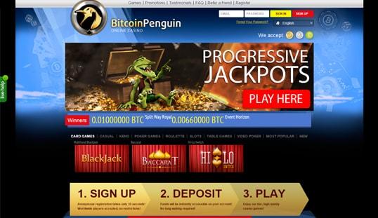 bitcoin penguin