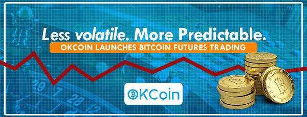 OKCoin Bitcoin Futures Trading