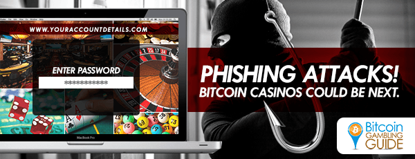 Bitcoin Phishing