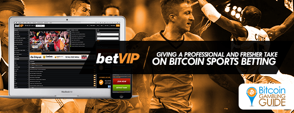 BetVIP Leads the Pack in Online Sports Betting with Bitcoin