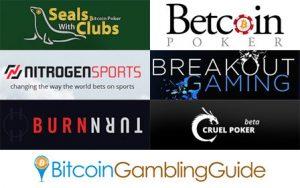 Bitcoin Poker Brands