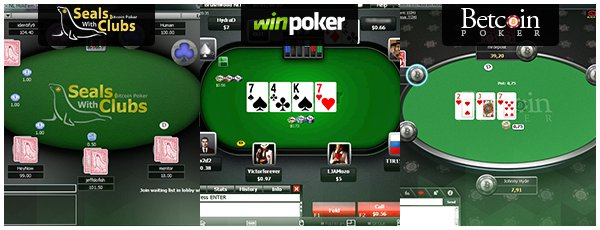 Bitcoin Poker Rooms