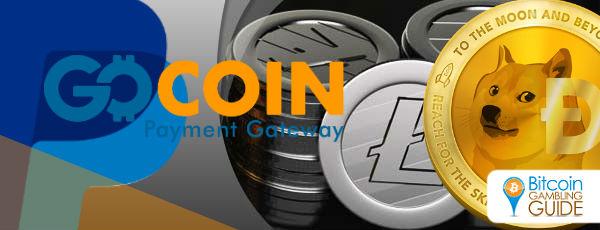 GoCoin Litecoin Dogecoin Paypal