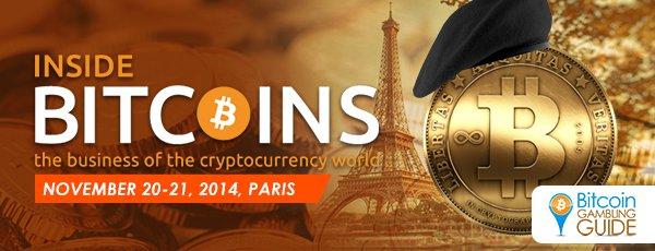 Inside Bitcoins Paris