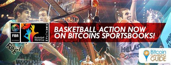 FIBA Bitcoin Sportsbetting