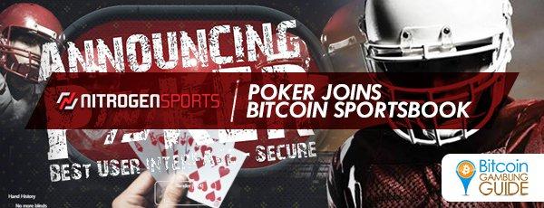 Nitrogen Sports Poker