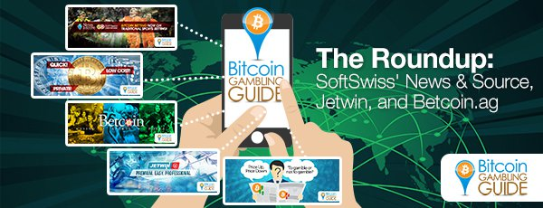 This Week's Hottest: SoftSwiss, Jetwin, and Betcoin.ag