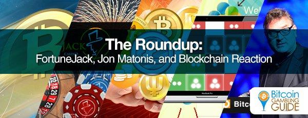 FortuneJack, Jon Matonis, and Blockchain Reaction
