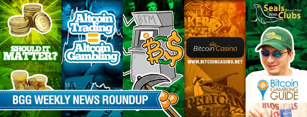 This Week's Hottest: Bitcoincasino.net, $300-$400 Bitcoin Price, and Bryan Micon