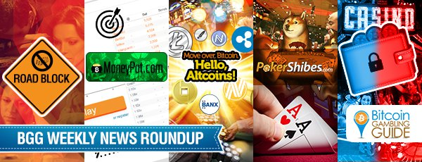 This Week's Hottest: PokerShibes, Altcoins, and IP Address Block Workarounds