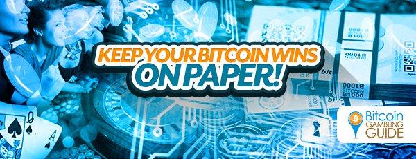 Paper Wallet