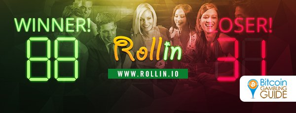 Rollin.io Eyes Innovations to Compete in the Bitcoin Gambling Arena