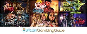 BitcoinPenguin Games