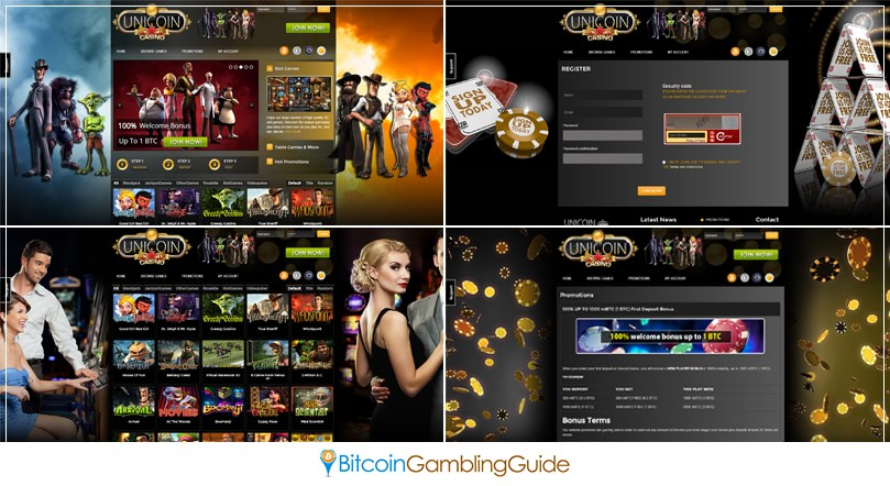 Unicoin Casino Games