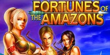 Fortunes of the Amazons Slot