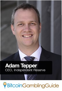 CEO Adam Tepper