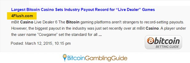 Bitcoin-Betting-Guide
