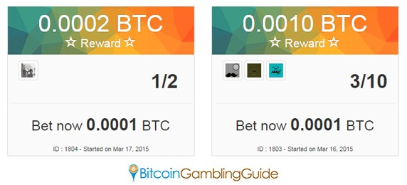 Bitcoin Fortune Games