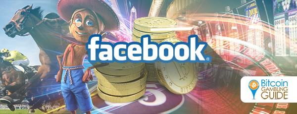 Bitcoin Gambling on Facebook