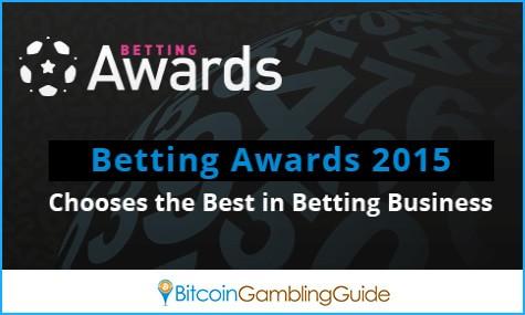 Betting Awards 2015