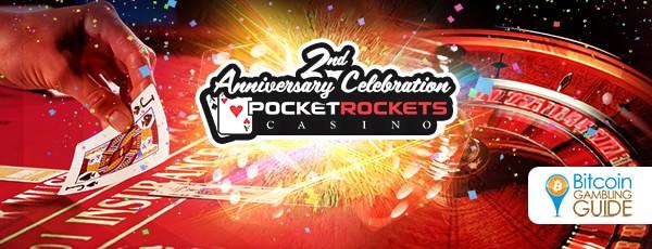 Pocket Rockets Casino Rewards