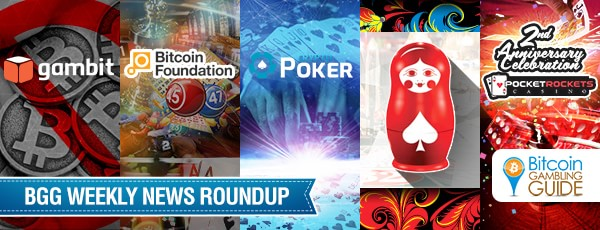 Roundup: Crypto Poker & Pocket Rockets Casinos
