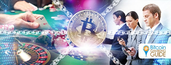 Mobile Bitcoin Gambling