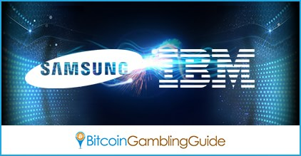 Samsung and IBM