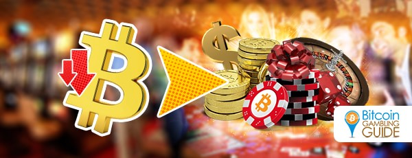 Bitcoin Price in Online Gambling