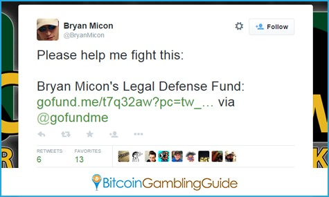 Micon's Legal Funds